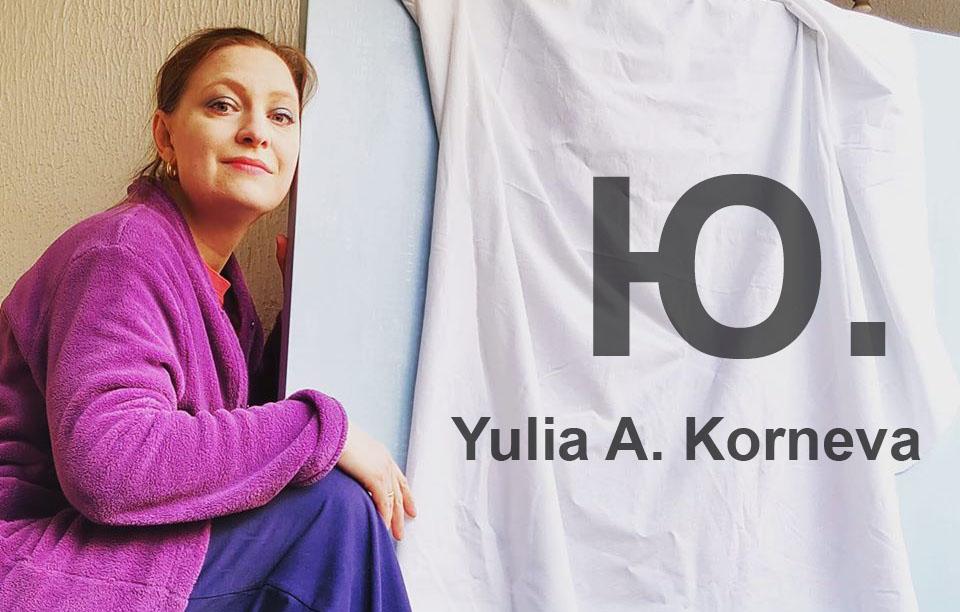 ulia A Korneva artist arista