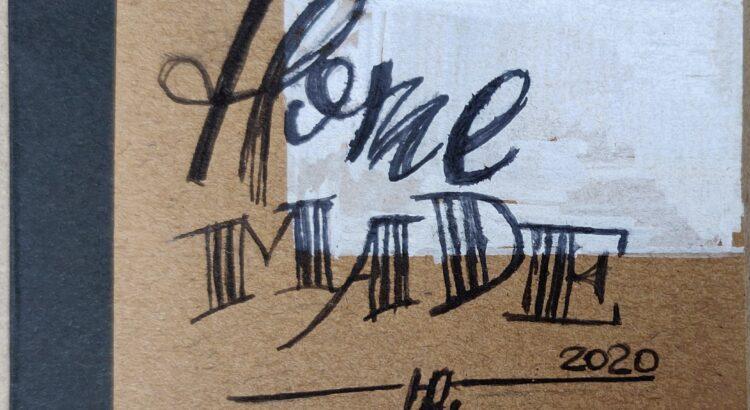 Home made Sketchbook Yulia A Korneva